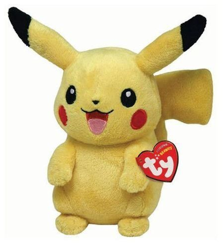 Ty Pokemon Beanie Baby Plush Pikachu by Ty, http://www.amazon.com/dp/B005X5E7BK/ref=cm_sw_r_pi_dp_WR4Zrb1YQ8AF5