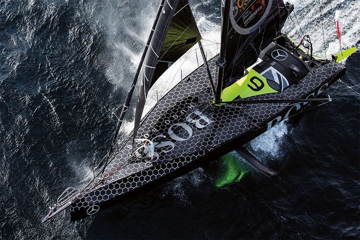 WIN A DREAM EXPERIENCE WITH ALEX THOMSON RACING   Dream Yacht Charter are offering a fantastic ch...