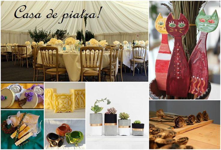 Nunta - propuneri marturii de nunta (sugestii din galeria www.manufacturat.ro )
