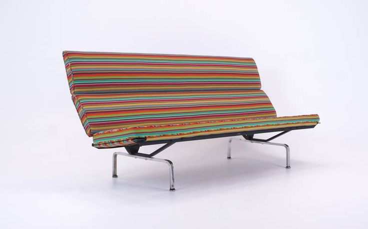 50 best charles and ray eames images on pinterest - Eames compact sofa replica ...
