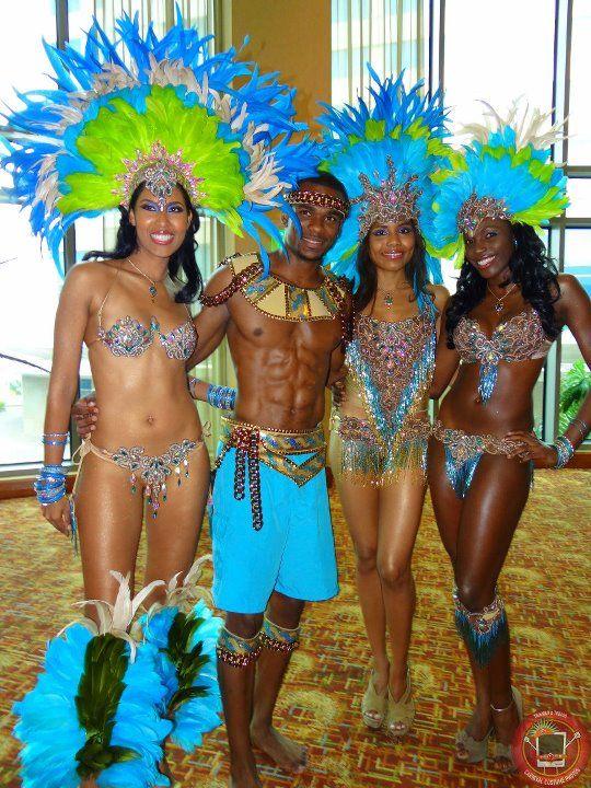 Explosion Carnival Costumes for Trinidad Carnival 2012 Ken Rune