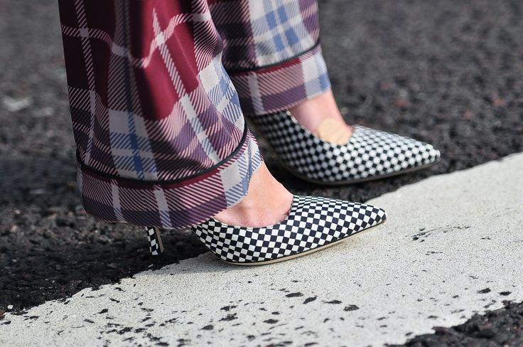 Неделя моды в Лондоне,  часть II. Изображение №24.