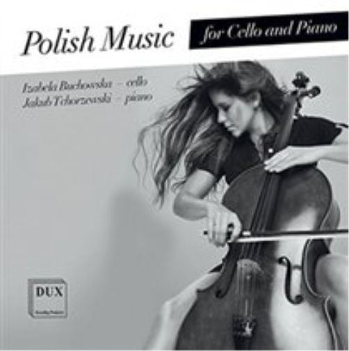 Polish Music for Cello and Piano  CD NEW
