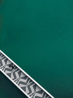 Carl Johan Johansson - Köpenhamn, photograph, Aerial view, Bird-eye, bridge, ocean, wall art