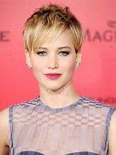 Resultado de imagen de Jennifer Lawrence pixie
