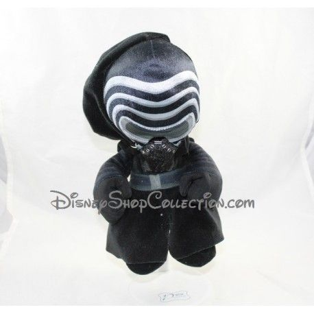 Peluche Kylo Ren Star Wars DISNEY NICOTOY noir 30 cm