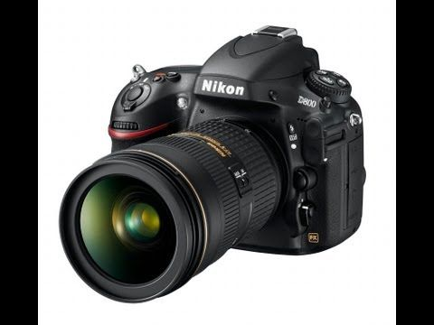 HOW TO USE NIKON D800 - YouTube  https://www.youtube.com/watch?v=QN27Dz1kJKw