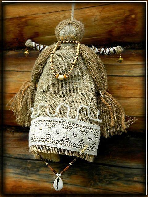 Кукла «БогАтушка» - для богатства, прибыли, достатка, обеспеченности, благополучн. жизни, безбедного существования. Это кукла с хлебными колосьями