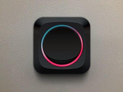 WIP iOS App Icon by Paul Flavius Nechita