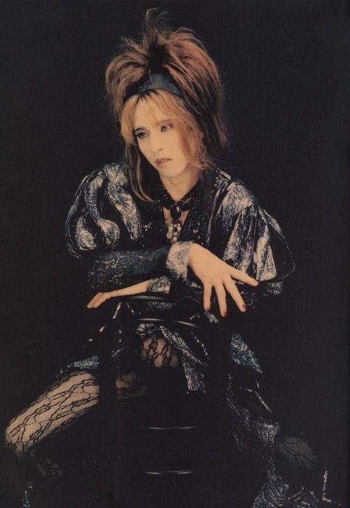 X Japan Yoshiki Hayashi