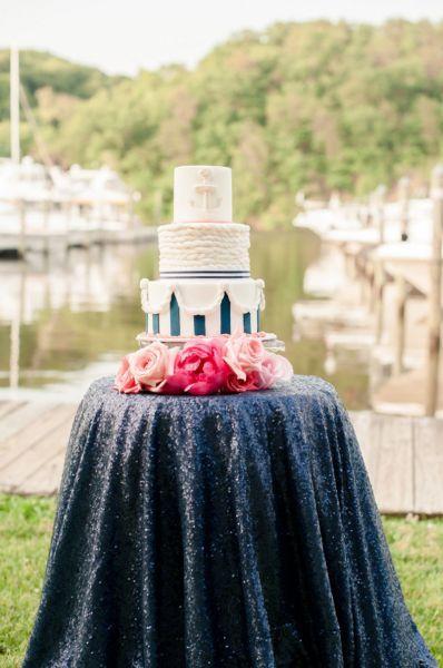 40 ideas para tener una boda de estilo marinero. ¡Toma nota y triunfa! Image: 38