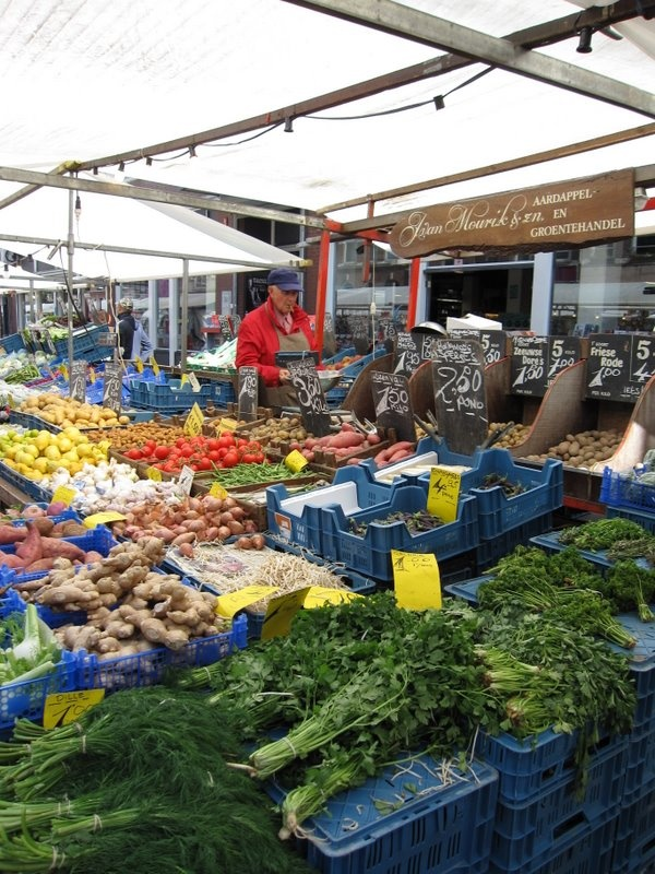 Albert Cuyp Market, Amsterdam