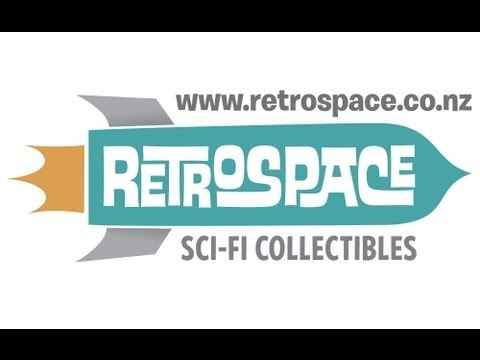 Have a look at a cool shop Retrospace where u can find sci fi and movie collectibles.