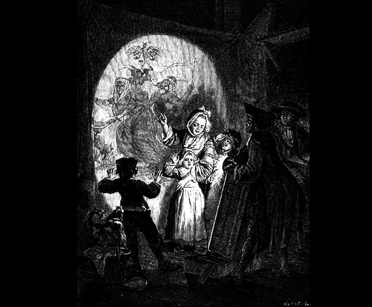 Exposition Lanterne magique et film peint : 400 ans de cinéma à la Cinémathèque Française - Effets-speciaux.info