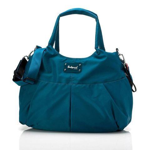 Changing Bags - Babymel Changing Bag - Zahra - Teal