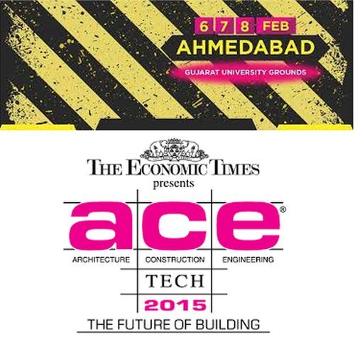 Once Again ACETECH Event is coming on 06th to 08th February 2015 and will celebrate at Gujarat University Grounds, Ahmedabad. Be a part of the event at no cost.