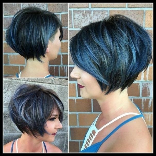 Cool Bob Hairstyles Behind The Head Short For 2018 In One Of The Trends Bob Hairstyles Stage Best New Hair Styles Short Bob Hairstyles Bob Hairstyles Bobs Haircuts