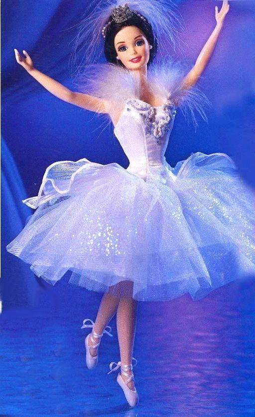 1997 Swan Queen Barbie #Barbie