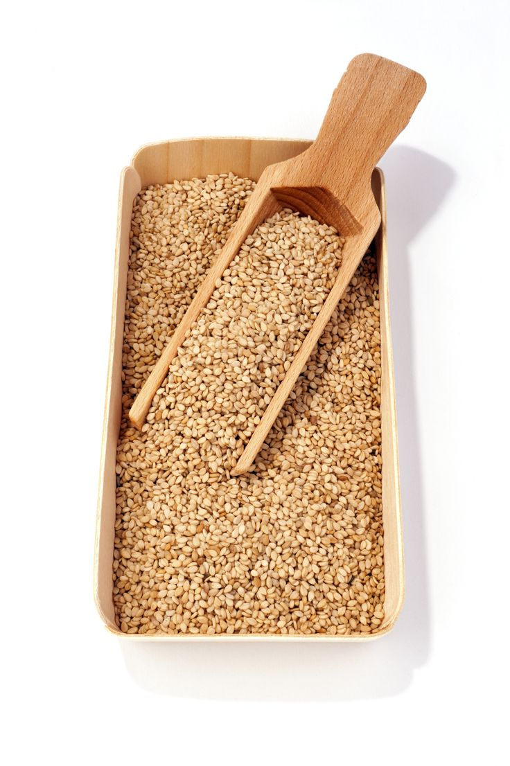 information on sesame seed allergies