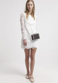 French Connection - NEBRASKA - Robe de soirée - summer white