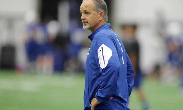 Colts clock ticking for Pagano as Ballard patiently rebuilds = Almost a year and a half ago, Indianapolis Colts owner Jim Irsay told media and fans that continuity in leadership was important, and that Ryan Grigson and Chuck Pagano would be tethered — tied together contractually because.....