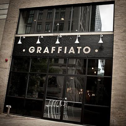 Graffiato Restaurant by Chef Mike Isabella