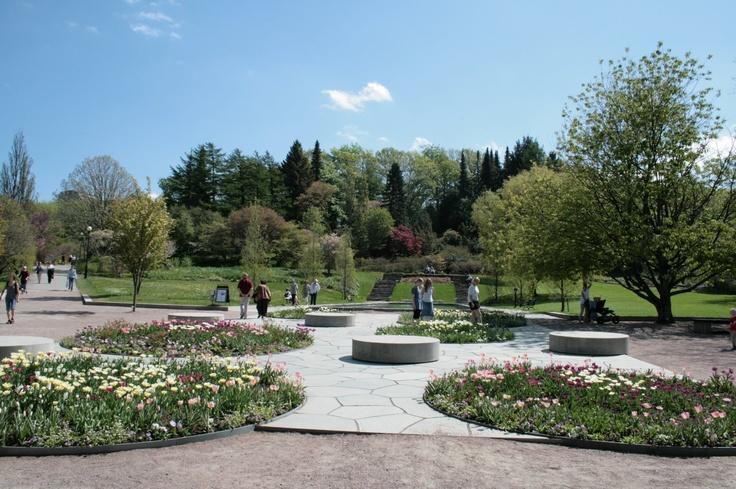 Gotemburgo - Slottsskogen, Jardim Botânico