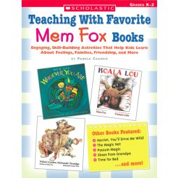 Teaching with Favourite Mem Fox Books