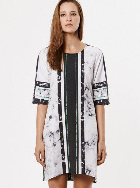 RUBY SEES ALL - Bright Start Dress - Multi  $129.00
