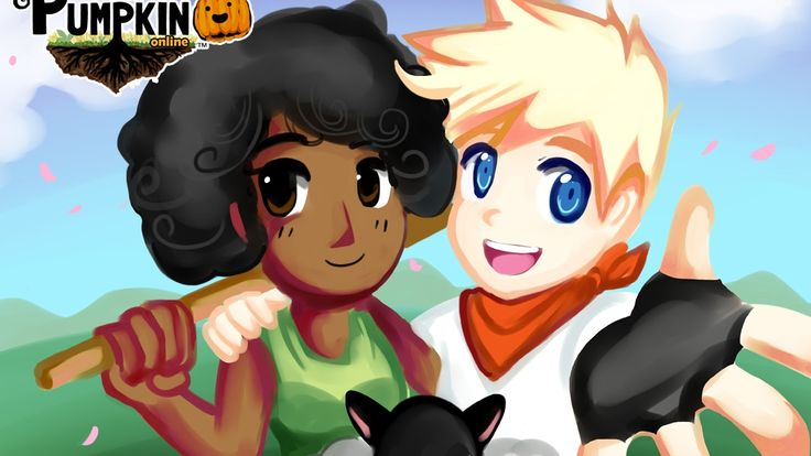 Pumpkin Online - A Farming/Dating Sim MMORPG project video thumbnail