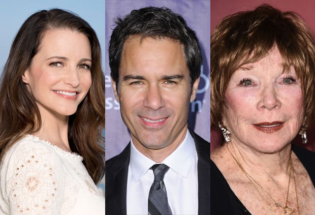 Kristin Davis, Eric McCormack & Shirley MacLaine To Star In Hallmark Movie 'Christmas Angel In Training'