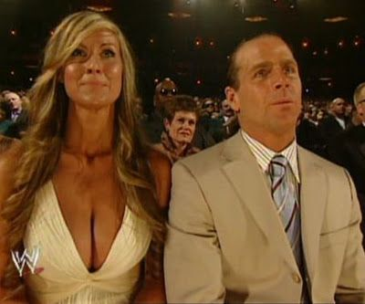 Image result for REBECCA CURCI AND SHAWN MICHAELS