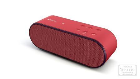 """Sony SRS-X2 red  — 6990 руб. —  Мощное звучание не должно оставаться дома. Беспроводная акустическая система SRS-X2 объединяет в себе высокую выходную мощность и легкий корпус.           Благодаря технологии NFC и беспроводному потоковому воспроизведению через Bluetooth, увеличить громкость и наслаждаться прослушиванием музыки в пути никогда не было так просто.          Также имеется поддержка фирменной технологии улучшения качества звучания """"ClearAudio+""""."""