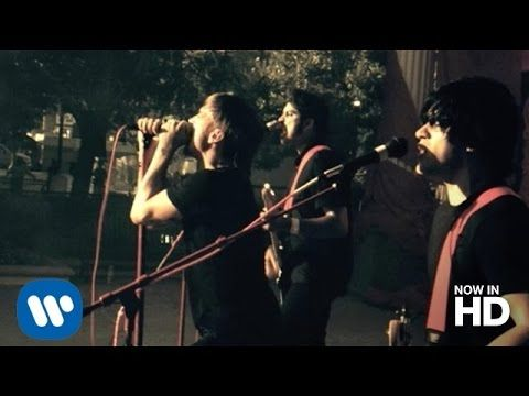 Billy Talent - Red Flag - Official Video