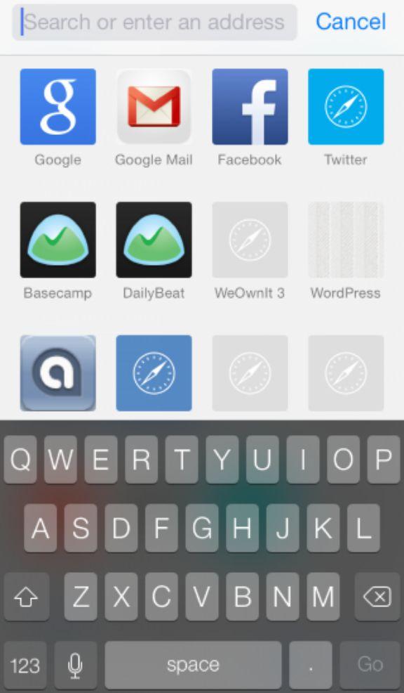 Bloard: Αν βαρεθήκατε το λευκό πληκτρολόγιο του iOS 7