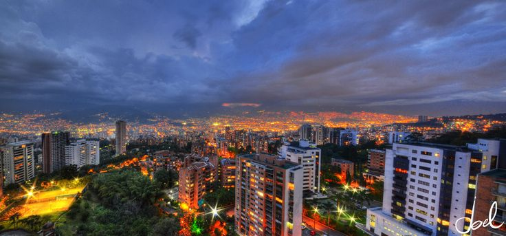 MEDELLIN Everything I am or hope to be was born and raised in the beauty of this incomparable place.