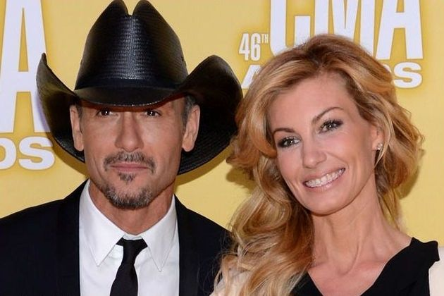 Tim McGraw and Faith Hill!!!