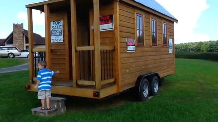 Tiny Homes For Sale / Pre-Built or Custom $32,000 , Off Grid Tiny House,...