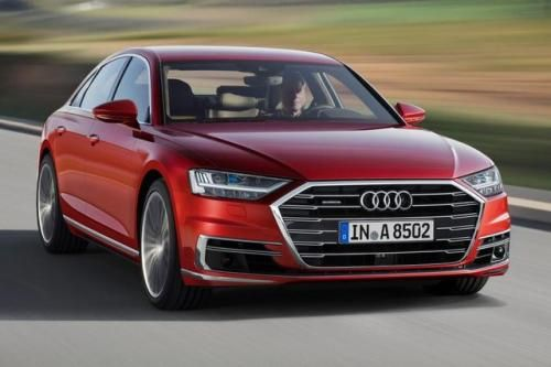 New Audi A8 unveiled  pictures http://ift.tt/2sKztKt