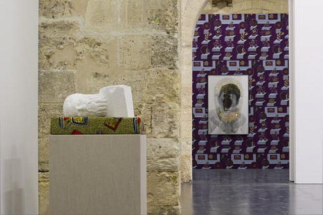David Lieske, Platitude normale, Mixed-média - CAPC, Bordeaux, France