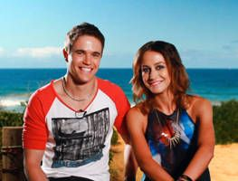 Kyle is re-united with his ex Phoebe Nicholson - Watch Home and Away Clips - Official site