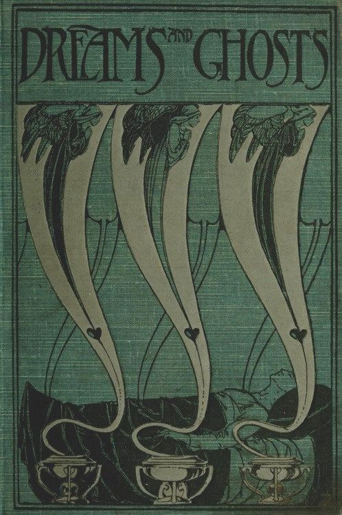 Rebecca glen needs this book in her life!!! The Book of Dreams and Ghosts... Andrew Lang. c. 1897.