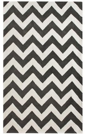 Meridian Chevron - Just ordered this rug! Can't wait for it to get here