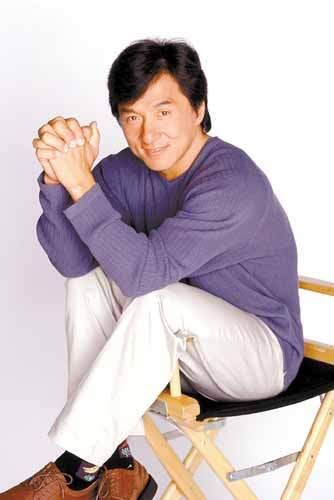 Jackie Chan will always be one of my favourite actors, not just because of his great fighting skills, he's just fantastic!