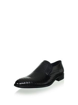 Mezlan Men's Alcudia Embossed Leather Slip-On