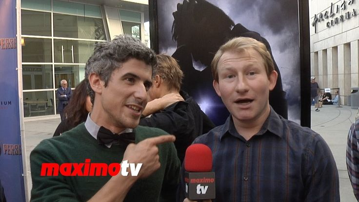 Adam Wylie & Brendan Russo on Smoke Bombs, Being On The Run, Superheroes