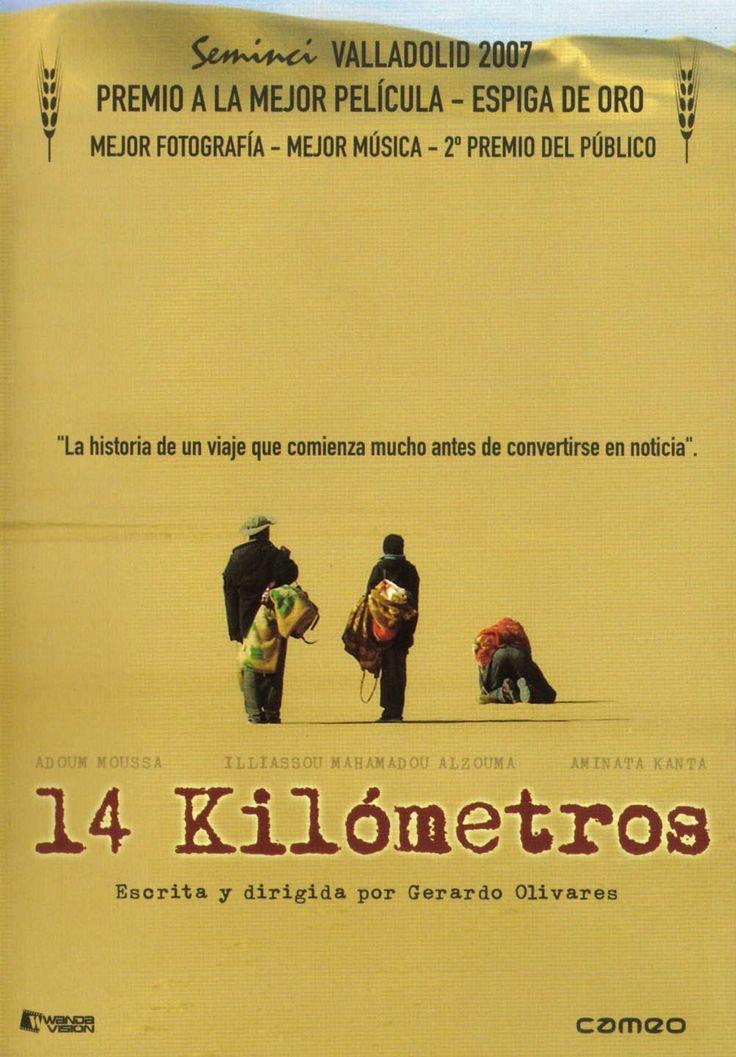14 kilómetros (2007) España. Dir: Gerardo Olivares. Drama. Migración. Road Movie. Cine social - DVD CINE 1376