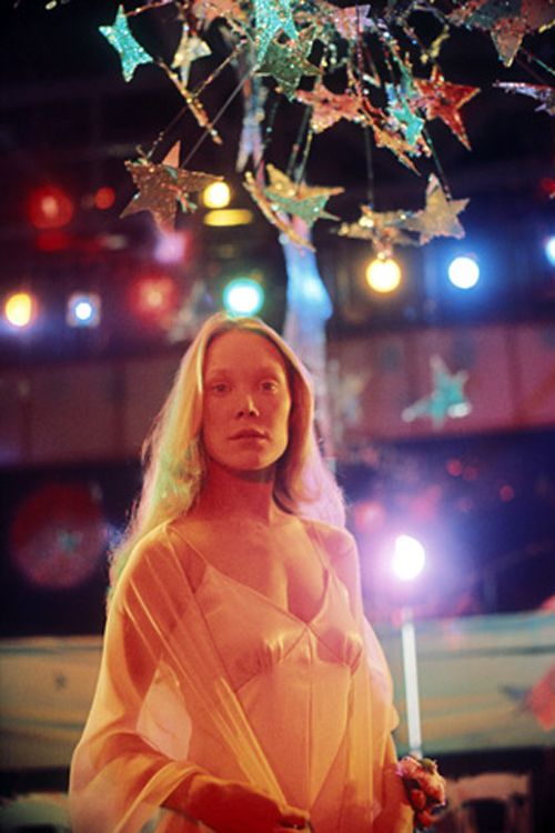 Sissy Spacek as Carrie White