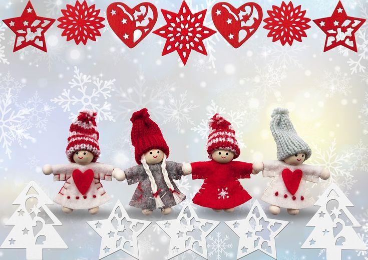 Boże Narodzenie, Angel, Zima, Pracy Strony, Dziane