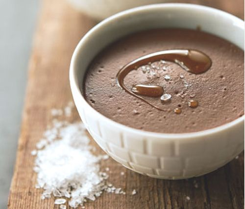 homemade chocolate pudding | food | Pinterest